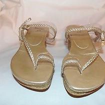 Brand New Stuart Weitzman Wedge Sandals Photo