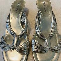 Brand New - Super Stylish Etienne Aigner Sandals - Size 8 1/2 M Photo