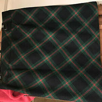 Brand New Talbots Wool Skirt Sz 10 So Cute and Adorable Photo