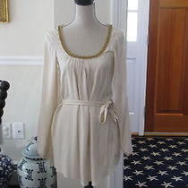 Brand New Temperley Silk Grecian Belted Dress Size Uk6/us2 Photo