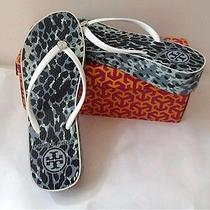 Brand New Tory Burch Platform Wedge Flip-Flop Sandal Size 8 Photo
