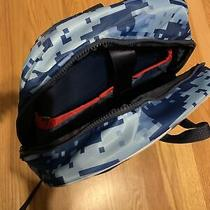 Brand New Vineyard Vines Camo Blue Backpack Photo