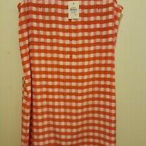 Brand New W Tag So Adorable 100% High Quality Silk Lined Plaid Dress Retail  Photo
