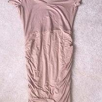 Brand New W/ Tags Blush Wendy Williams Collection Side Ruched Dress Size Xs Photo