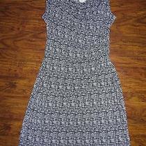Brand New W/tags Grace Elements Black/white Dress Size Xl Photo