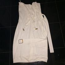 Brand New White Gucci Dress With Tags Photo
