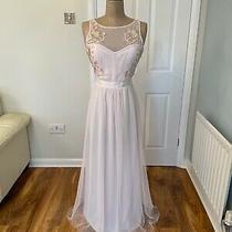 Brand New With 109.00 Price Tag Coast Beautiful Blush Pink Heidi Dress Size 10 Photo