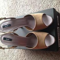 Brand New With Box Bally Sandals Sz 9.5 Photo