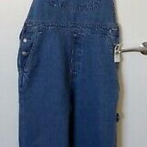 Brand New With Tags Gap Womens Size Small Denim Jean Overalls 90s Remake Photo