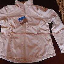 Brand New With tags.genuine Columbia Womens  Softshell Jacket Beige Xl5082 Photo