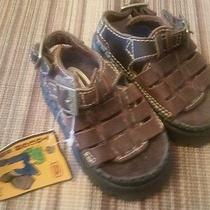 Brand New With Tags Infants Skechers Sandals. Infants Size 4.  Photo