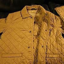Brand New With Tags J. Crew Crewcuts Kids' Barn Jacket Size 10 Sweet Caramel Photo