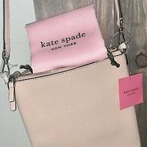 Brand New With Tags Kate Spade Small Crossbody Bag in Blush With Dust Bag Photo