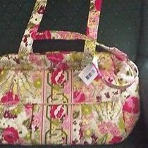 Brand New With Tags Vera Bradley Diaper Bag Photo