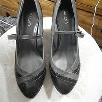 Brand New Women's Aldo Heels Size 8.5 Medium Photo