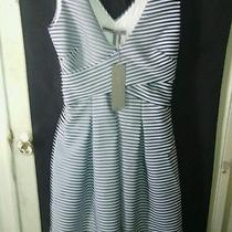 Brand New   Women's Designer Halston Dress Sz 6 Photo