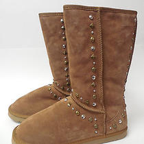 Brand New Women's Style and Co Bolted Tan 11 M Photo