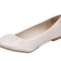 Brand New Womens Madden Girl Tazorr Blush Multi Flats Shoes 8 Photo