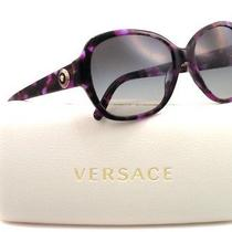 Brand Nwt Versace Sunglasses in Case Photo