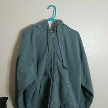 Brandy Melville Green Oversize Christy Hoodie Jacket  Photo