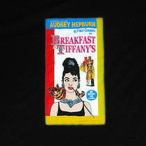Breakfast at Tiffany's Audrey Hepburn as Holly Golightly Film Movie Shirt Photo