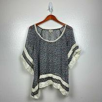 Brette Sandler Swimwear Women's Silk Kelly Tunic Cover Up in Multi Size Small Photo