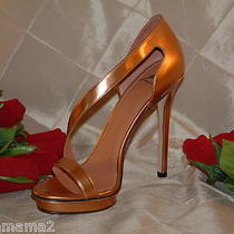 Brian Atwood Rose Gold