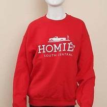 Brian Lichtenberg Red Homies South Central Kitson Hermes Sweater Sweatshirt M/l Photo