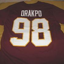 Brian Orakpo Washington Redskins 98 - Nike Nfl Football Jersey New Nwt  Medium Photo