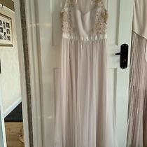 Bridesmaid Wedding Prom Dress by Coast Size 16 Blush Pink Photo