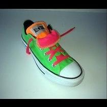 Bright Green Converse Photo