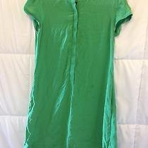 Bright Green Dress for Summertime Photo