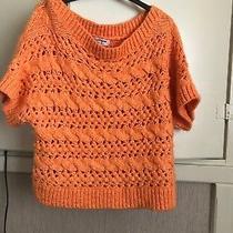 Bright Orange Juicy Couture Jumper Size 14 Photo