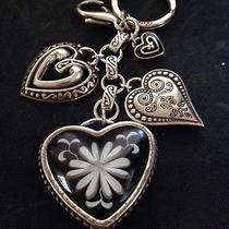 Brighton 3 Heart Key Chain Photo
