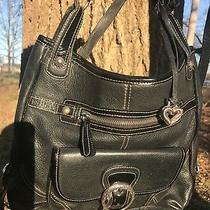 Brighton Andorra Cell Phone Case Organizer Backpack Shoulder Bag Sling Handbag  Photo