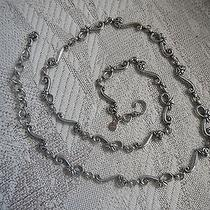 Brighton Belt Retired Perfect Condition Can Be Used as Necklace Also 36