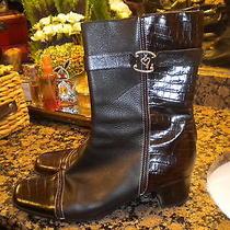 Brighton Black/brown Boots Photo