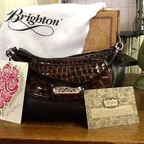 Brighton Black & Brown Handbag Photo