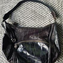 Brighton Black Leather