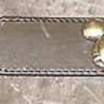 Brighton Black Leather Mickey Mouse Belt 1992 Medium Photo