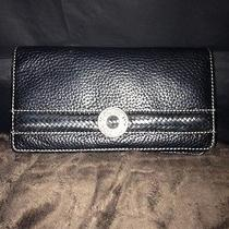 Brighton Black Leather Wallet Photo