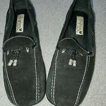 Brighton Black Loafers Size 8.m Us Photo
