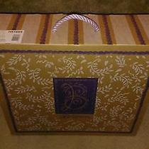 Brighton Black Purse W/box & Bag  Photo