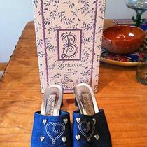 Brighton Blue Jean Sandals Photo