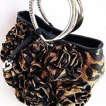 Brighton Bouquet Heart Clutch Bag Photo
