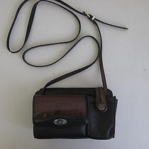 Brighton Brown and Black Purse Photo