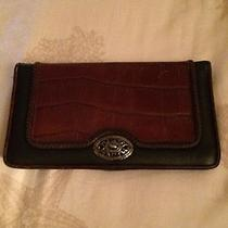 Brighton Brown and Black Wallet  Photo