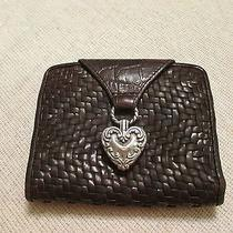 Brighton Brown Leather Wallet Photo