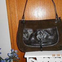Brighton Brown Suede  Handbag Photo