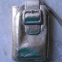 Brighton Cell Case W Wallet Gold Multi Pouch Ipod/iphone/camera/cell Case Photo